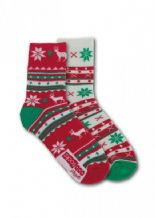 United Oddsocks Frosty pack of 2 turnover oddsocks (one not-matching pair)